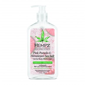 Pink Pomelo & Himalayan Sea Salt Body Moisture Drėkinantis kūno kremas