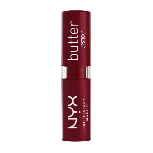 NYX Professional Makeup Butter Lipstick Lūpų dažai 4.5g