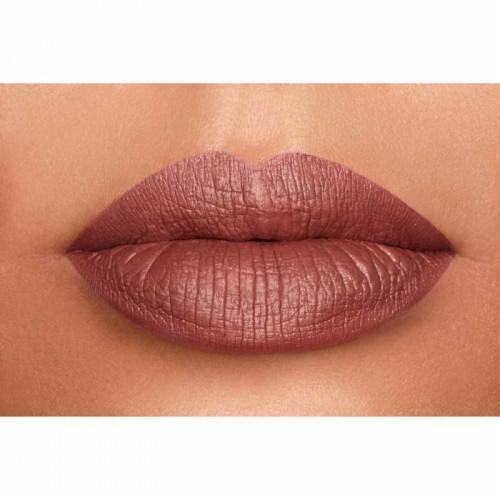 NYX Professional Makeup Liquid Suede Metallic Matte Skysti lūpų dažai 4ml