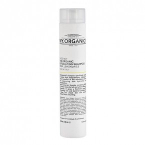 Exfoliating shampoo neem and lemon Valantis šampūnas su nimbamedžiu ir citrina