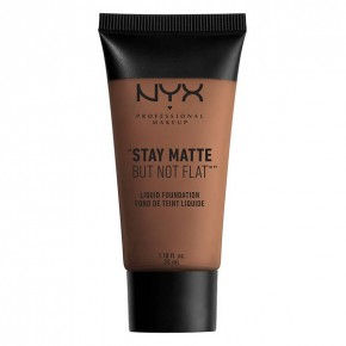 NYX Professional Makeup Stay Matte Not Flat Liquid Foundation Makiažo pagrindas 35ml