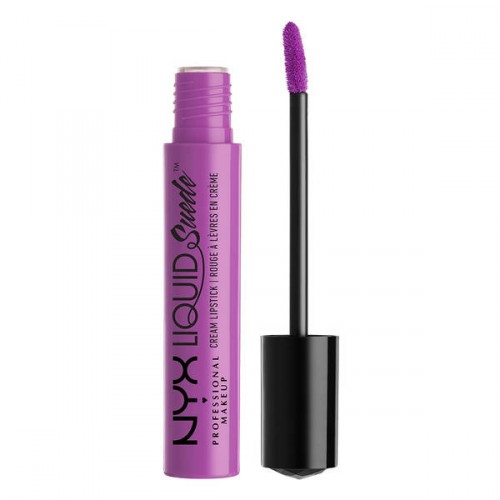 NYX Professional Makeup Liquid Suede Cream Lipstick Lūpų dažai 4ml