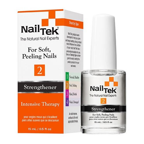 Nail Tek Intensive Therapy II Nagų stipriklis 118ml