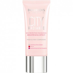 City Radiance Foundations Kreminė pudra