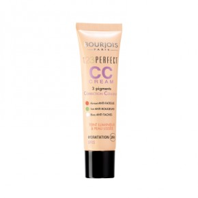 Bourjois 1,2,3 Perfect CC Face Cream 30ml