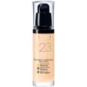 Bourjois 1,2,3 Perfect Makeup Foundation 30ml