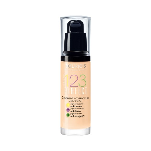 Bourjois 123 Perfect Foundations Kreminė pudra 30ml