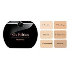Bourjois Silk Edition Compact Powder Kompaktinė pudra 9g