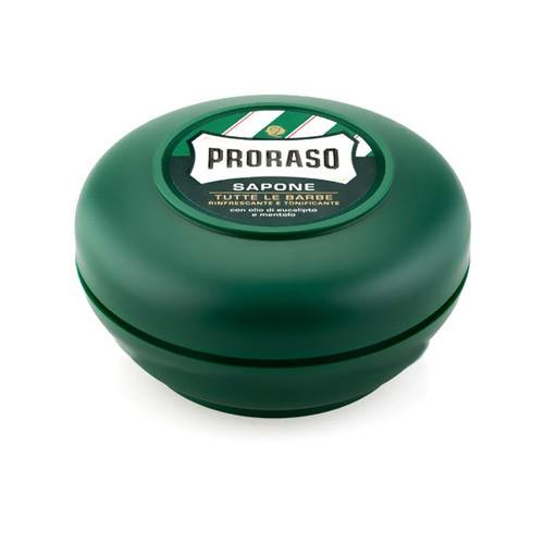 Proraso Green Shaving Soap Gaivinantis skutimosi muilas 150ml