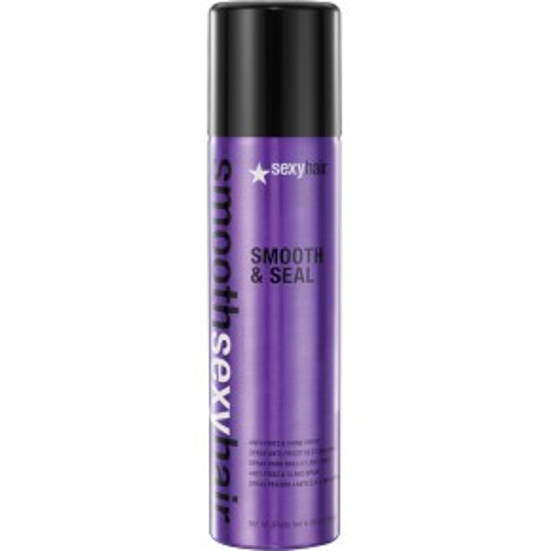 Sexy Hair Smooth&Seal Pasišiaušimą mažinantis purškiklis su blizgesiu 225ml