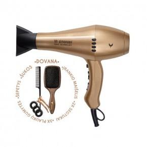 Rod VS3 Gold Limited Edition Plaukų garbanojimo įrankis + dovana