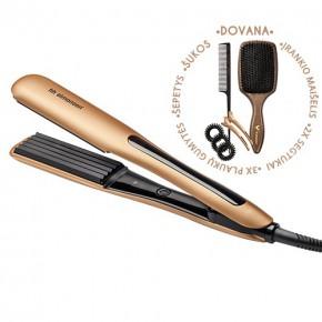 Rod VS6 Gold Limited Edition Apimties plaukams suteikiantis įrankis + dovana