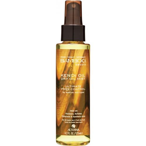 Alterna Bamboo Smooth Kendi Dry Oil Mist Purškiamas plaukų aliejus 125ml