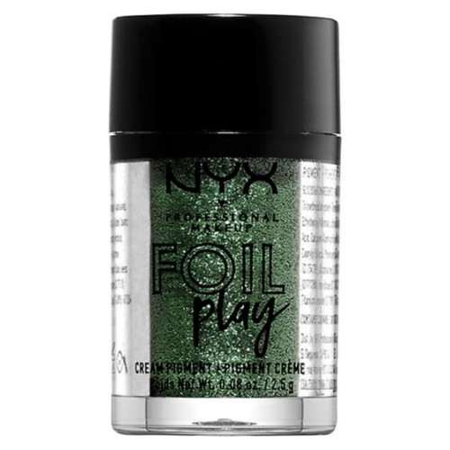 NYX Professional Makeup Foil Play Cream Pigment Pigmentas akims 2.5g