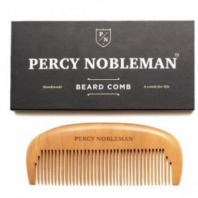 Percy Nobleman Beard Comb Barzdos šukos