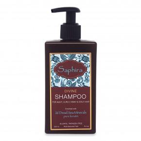 Saphira Divine Intensyviai drėkinantis šampūnas plaukams 250ml