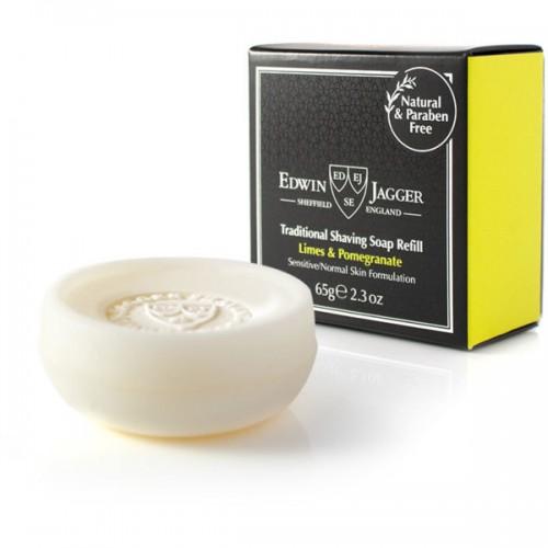 Edwin Jagger Traditional Shaving Soap Refill Skutimosi muilas 65g