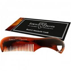 Edwin Jagger Beard & Moustache Comb Barzdos ir ūsų šukos 73mm