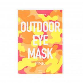 Camouflage Outdoor Eye Mask Paakių kaukė