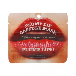 Plump Lip Capsule Mask Putlinamoji lūpų priemonė