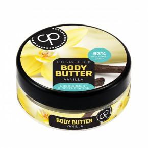 Body Butter Vanilla Kūno sviestas su vanile