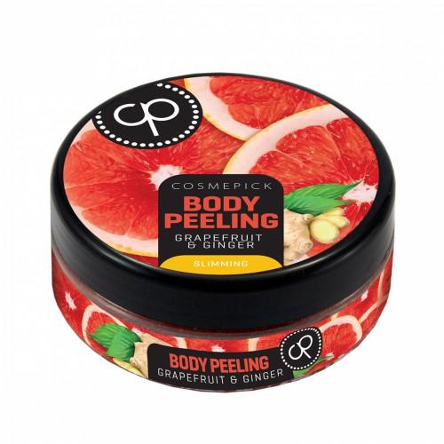 Cosmepick Body Peeling Grapefruit & Ginger Kūno šveitiklis su greipfruktais ir imbieru 200ml