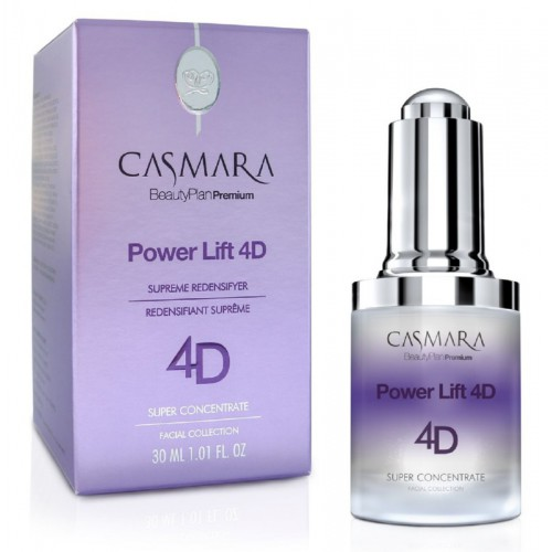 Casmara Concentrate Power Lift 4D Serumas veido odai 30ml
