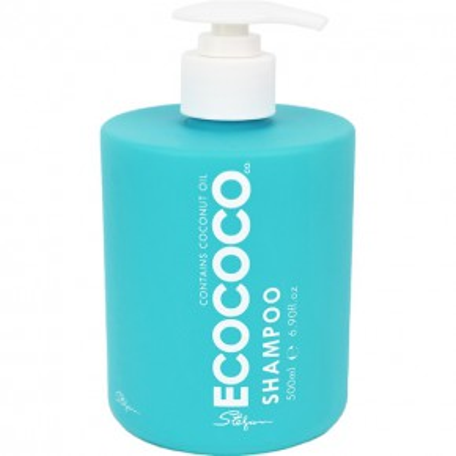 Shampoo with coconut oil Šampūnas plaukams su kokosų aliejumi