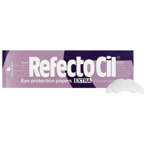 RefectoCil Eye protection papers Lapeliai po akimis 80vnt