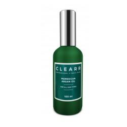 CLEARR Moroccan Argan Oil Plaukų aliejus 50ml