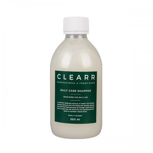 CLEARR Daily Care Shampoo Kasdienis plaukų šampūnas 300ml