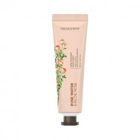 The Face Shop Daily Perfumed Hand Cream Rose Water 30ml
