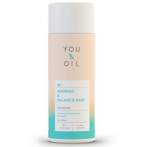 You&Oil Nourish & Balance Hair Shampoo 200ml