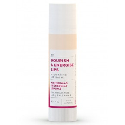 Nourish & Energise Lip Balm Lūpų balzamas