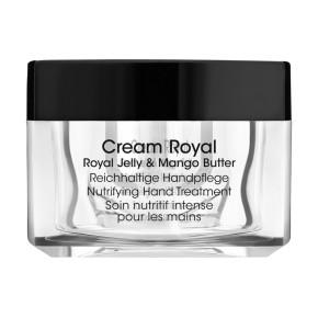 Cream Royal Intensyviai maitinantis rankų kremas su bičių pieneliu