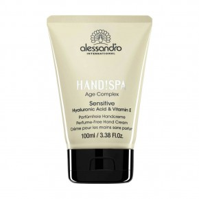 Alessandro Hand!Spa Sensitive Hand Cream 100ml