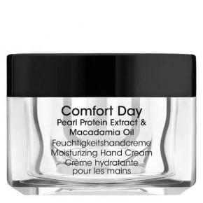 Comfort Day Drėkinamasis kremas rankoms su makadamijos riešutų aliejumi