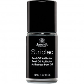 Striplac Peel-Off Activator Aliejukas Strip lakui nuimti