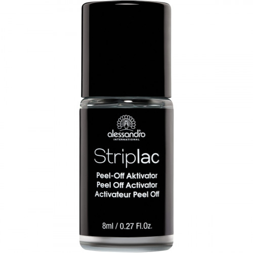 Alessandro Striplac Peel-Off Activator Aliejukas Strip lakui nuimti 8ml