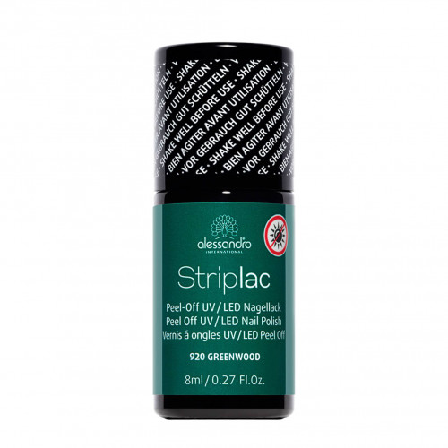 Alessandro Striplac Peel Off UV/LED Nail Polish Nagų lakas 8ml