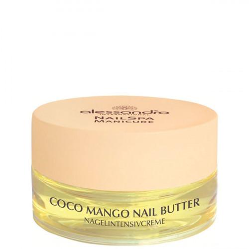Alessandro Coco Mango Nail Butter Maitinamasis nagų ir odelių sviestas 15g