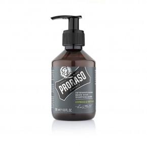 Cypress & Vetyver Beard Wash Barzdos šampūnas