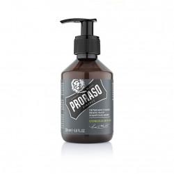 Proraso Cypress & Vetyver Beard Wash Barzdos šampūnas 200ml