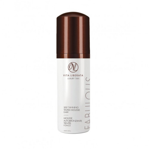 Vita Liberata Fabulous Self Tanning Tinted Mousse Savaiminio įdegio putos 100ml