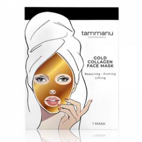 Gold Collagen Face Mask Veido kaukė su auksu ir kolagenu