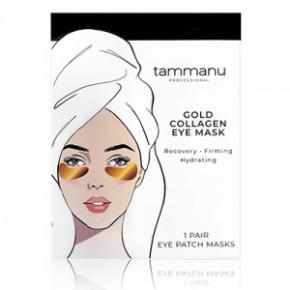 Gold Collagen Eye Mask Paakių kaukė su kolagenu ir auksu