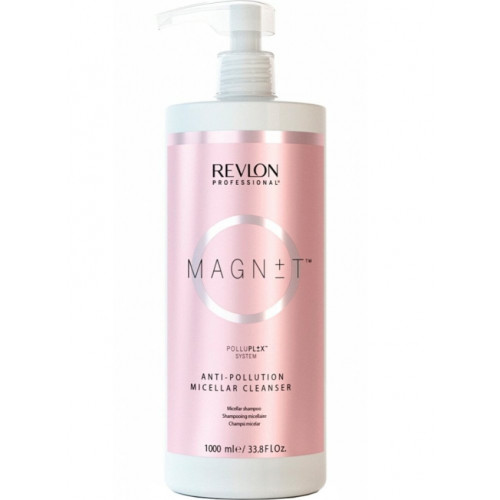 Revlon Professional Magnet Anti-Pollution Micellar Cleanser Micelinis šampūnas 250ml