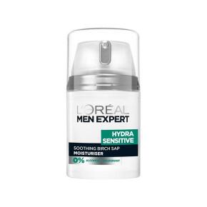 Men Expert Hydra Sensitive Stiprinamasis ir drėkinantis kremas