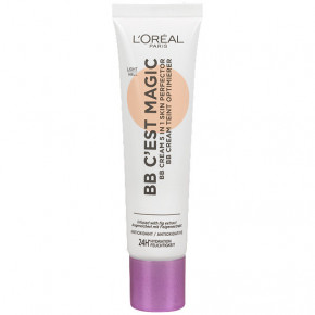 L'Oréal Paris BB C'est Magic 5 in 1 Maskuojamas BB veido kremas 30ml