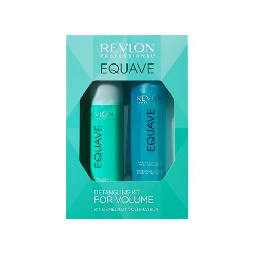 Revlon Professional Equave Detangling Kit For Volume Apimties suteikiantis rinkinys plaukams 250ml+200ml